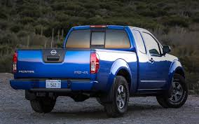 nissan pickup 4x4 lifted 2012 nissan frontier reviews and rating motor trend