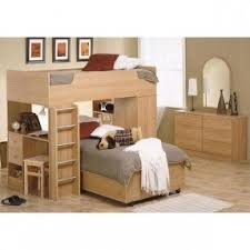 twin loft beds with storage foter