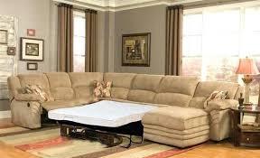 Rv Sectional Sofa Reclining Sleeper Sofa 3 Reclining Sleeper Sofa Rv Reclining