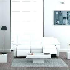 canapé relax design canape en cuir relax canapac relaxation design cimone angle blanc