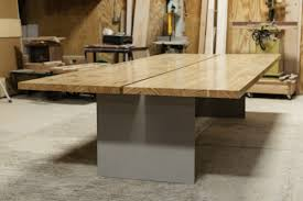 Wood Conference Table Duke Solid Wood Conference Table Greg Pilotti Furniture Makers