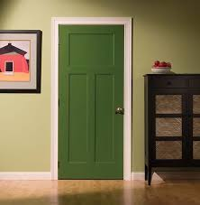 Home Depot Solid Wood Interior Doors by Wooden Interior Doors Painted With Black Paint