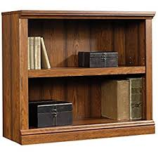 2 Shelf Bookcase With Doors Sauder 2 Shelf Bookcase Washington Cherry Kitchen