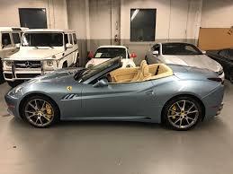 Ferrari California Convertible - blue ferrari california for sale used cars on buysellsearch