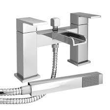 bath taps bath mixer taps fillers victorian plumbing plaza waterfall bath shower mixer taps shower kit