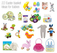 22 adorable easter basket ideas for babies jpg