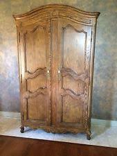 French Provincial Armoire Antique Armoires U0026 Wardrobes Ebay