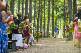 outdoor wedding venues in maryland woodland wedding venue blue moon rising cabins