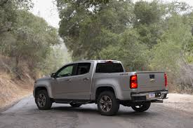 chevy colorado silver updated 2017 chevrolet colorado gets all new 308hp v6 u0026 8 speed auto
