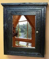 rustic medicine cabinets u2014 barn wood furniture rustic barnwood