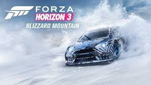subaru rally wallpaper snow forza motorsport blizzard mountain