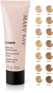 mary kay time wise luminous wear liquid foundation review demo by mynx1986 2016
