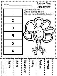 november thanksgiving printables math and word work tpt