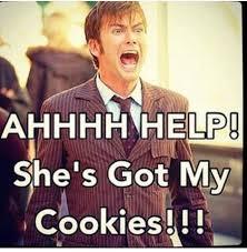 David Tennant Memes - david tennant likes cookies doctor who amino