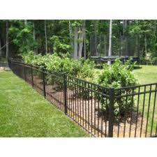 echelon residential ornamental aluminum fence ameristar fence