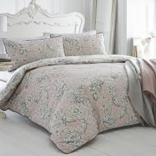 appletree waverley quilt cover set blush bed linen bed linen