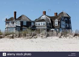 big beach house southhampton new york stock photo royalty free