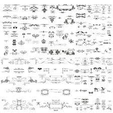 ornament vectors 41 500 free files in ai eps format