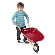 Radio Flyer Push Buggy Best Kids Wheelbarrow Reviews Of 2017 At Topproducts Com