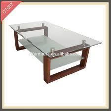 touch screen high gloss modern glass mdf wood dining shop tea