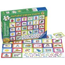 ravensburger alphabet puzzle 30 piece puzzle 4 80 hamleys for