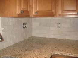 what size subway tile for kitchen backsplash kitchen backsplashes off white subway tile kitchen backsplash
