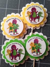 Barney Party Decorations Best 25 Barney Birthday Party Ideas On Pinterest Barney