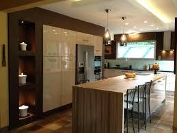 ilot cuisine avec table coulissante table ilot cuisine a la daccouverte de larlot central de cuisine