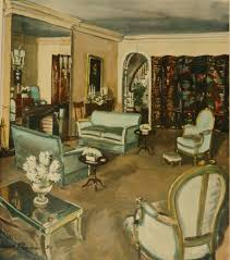 1930s living room by david mode payne 1930s living rooms and room