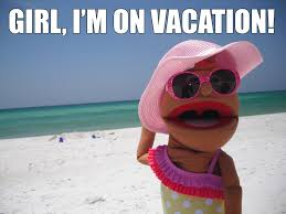 On Vacation Meme - marianne hawthorne vacation meme girl i m on vacation https www