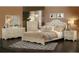 bedroom 4 piece bedroom set fresh odense cream and pine 4 piece