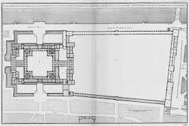 a plan of the louvre u0027s cour carrée and the making of the