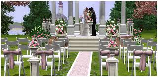 wedding arches sims 3 sims 3 wedding vs sims 4 the sims forums