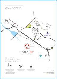 Greater Noida Metro Map by Residential Projects In Sector 98 Noida Location Map