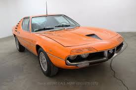 classic alfa romeo sedan 1972 alfa romeo montreal beverly hills car club
