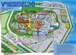 Walt Disney World Resorts Map by 1989 Tdl Area Map Dbm Your Independent Disney News Source