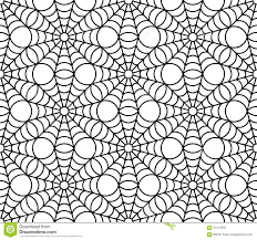 halloween spider web background vector modern seamless geometry pattern spider web halloween