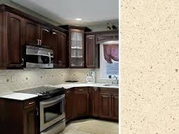 what color granite looks best with cherry cabinets what countertop color looks best with cherry cabinets