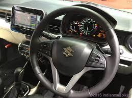 Suzuki Ignis Interior Suzuki Showcases Ignis Concept At 2015 Tokyo Motor Show