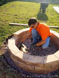 Diy Firepits 5 Easy Diy Pits Your Can Make By Yourself Eatwell101