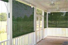 Outdoor Blinds And Awnings Porch Blinds Porch Shades Porch Awnings Coolaroo Shades