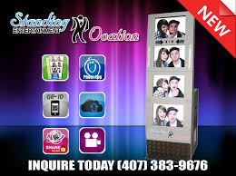 cheap photo booth rental photo booth rental orlando central florida standing ovation