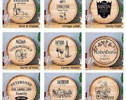 Wine Barrel Home Decor Wine Barrel Sign Etsy