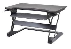 ergotronhome workspace lift35 flexible sit or stand desk lift