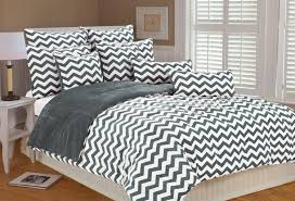 Wwe Bedding Beauty Grey Chevron Bedding Sets All Modern Home Designs