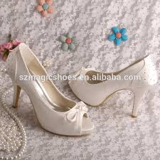 where to buy wedding shoes wholesale wedding shoes ivory color buy best wedding