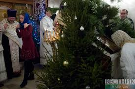 russia celebrates christmas vestnik kavkaza