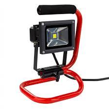 led strahler led strahler baustrahler watt tragbar with led