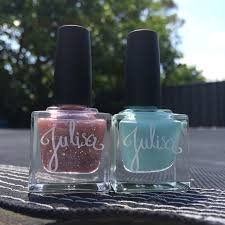 julisa nail polish swatch and review