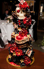skull wedding cakes skull cake choccywoccydoodah cakes cake